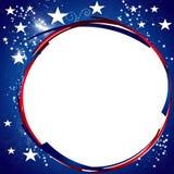 Presidente Day Patriotic Background Fotografie Stock