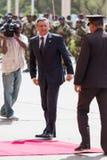 Presidente de Cabo Verde, Jorge Carlos Almeida Fonseca Fotos de Stock