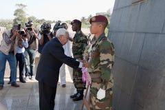 Presidente de Cabo Verde P.Pires Imagen de archivo libre de regalías