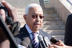 Presidente de Cabo Verde P.Pires Fotografía de archivo