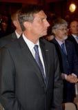 Presidente de la República de Eslovenia Borut Pahor imagenes de archivo