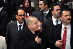 Presidente de Turquia Recep Tayyip Erdogan fotos de stock
