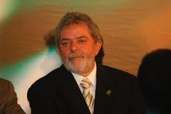 Presidente del Brasil Imagen de archivo libre de regalías