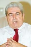 Presidente della Cipro Dimitris Christofias Fotografia Stock