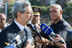 Presidente di Capo Verde, Jorge Carlos Almeida Fonseca Immagine Stock Libera da Diritti
