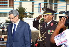Presidente di Capo Verde Jorge Carlos Almeida Fonseca Fotografia Stock Libera da Diritti