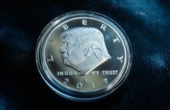 Presidente Donald Trump de 45 E.U. Imagem de Stock Royalty Free