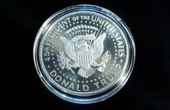 Presidente Donald Trump de 45 E.U. Imagens de Stock