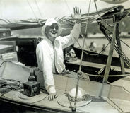 Presidente Franklin D roosevelt Imagem de Stock