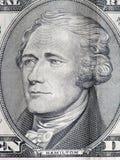 Presidente Hamilton Fotografia de Stock