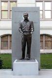 Presidente Jimmy Carter Statue a Georgia Statehouse Immagini Stock