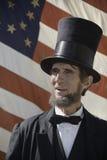 Presidente Lincoln Imagen de archivo
