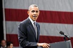 Presidente Obama Imagem de Stock Royalty Free