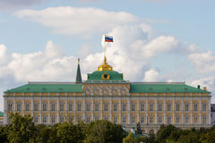 Presidente Palácio, Kremlin. Imagem de Stock