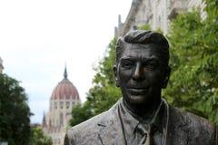Presidente Reagan Immagine Stock