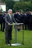 Presidente sérvio Boris Tadic imagens de stock