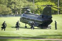 Presidentens säkerhetstjänst Arkivbild
