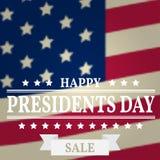 Presidentes Dia Venda Presidentes Dia Vetor Presidentes Dia Drawi Imagem de Stock Royalty Free