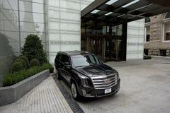 Presidentiële de Balzaal Washington, D van het troef Internationale Hotel C, Royalty-vrije Stock Foto's