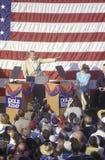 Presidentiële kandidaat Bob Dole Royalty-vrije Stock Fotografie