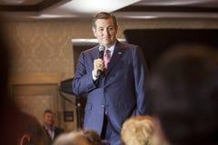 Presidentiële Kandidaat Ted Cruz Royalty-vrije Stock Afbeeldingen