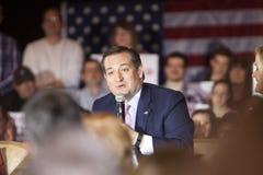 Presidentiële Kandidaat Ted Cruz Royalty-vrije Stock Foto