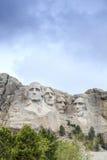 Presidenti del monumento nazionale del monte Rushmore Fotografie Stock Libere da Diritti