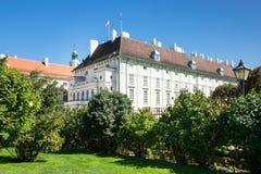 Presidenti Office Austria Immagini Stock