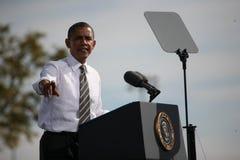 Presidential Candidate Barack Obama Royalty Free Stock Photo