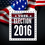 Presidential election in USA. Royalty Free Stock Photos