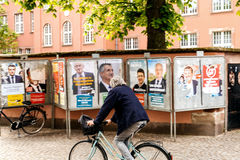 Presidential Elections in France Stock Photos