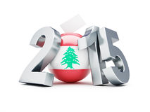 Presidential elections in Lebanon (2014-2015) Royalty Free Stock Photo