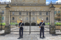 Presidential Guard Royalty Free Stock Photography