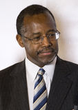 Presidential Hopeful Dr. Ben Carson Stock Photo