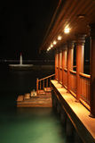 Presidential Jetty in Male. Republic of the Maldives Stock Photos