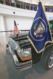 Presidential motorcade Stock Image