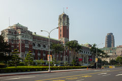 The Presidential Office Building in Taipei Royalty Free Stock Images