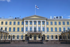 Presidential Palace of Finland, Helsinki Stock Photography