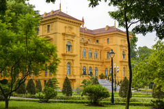 Presidential Palace Hanoi, Vietnam Royalty Free Stock Images