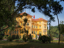 Presidential palace in Hanoi, Vietnam Stock Image