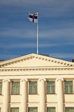 Presidential Palace in Helsinki Stock Photo