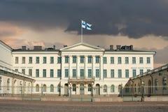 Presidential Palace, Helsinki, Finland Stock Photos