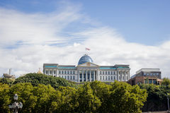 Presidential Palace Royalty Free Stock Photography