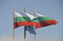 Presidential palace. Sofia, Bulgaria, January 2014 Stock Images