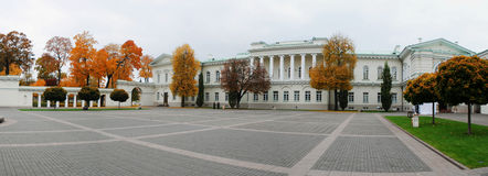 The Presidential Palace in Vilnius Royalty Free Stock Images