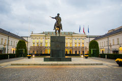 Presidential Palace Stock Photography
