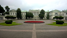 Presidential residence, Lithuania Royalty Free Stock Photography