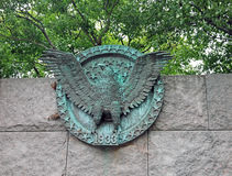 Presidentieel Eagle Seal Royalty-vrije Stock Afbeelding