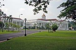 Presidentieel paleis Royalty-vrije Stock Foto's