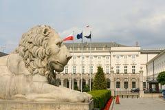 Presidentieel Paleis Royalty-vrije Stock Afbeelding